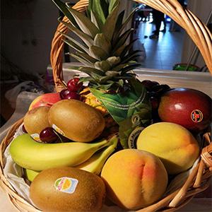 cestas de frutas-
