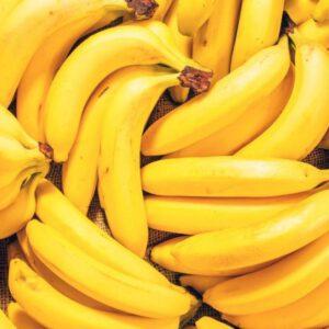 Banana - producto - verduleria