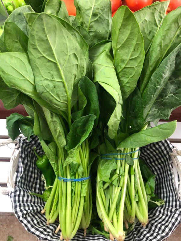 espinaca - producto - verduleria online